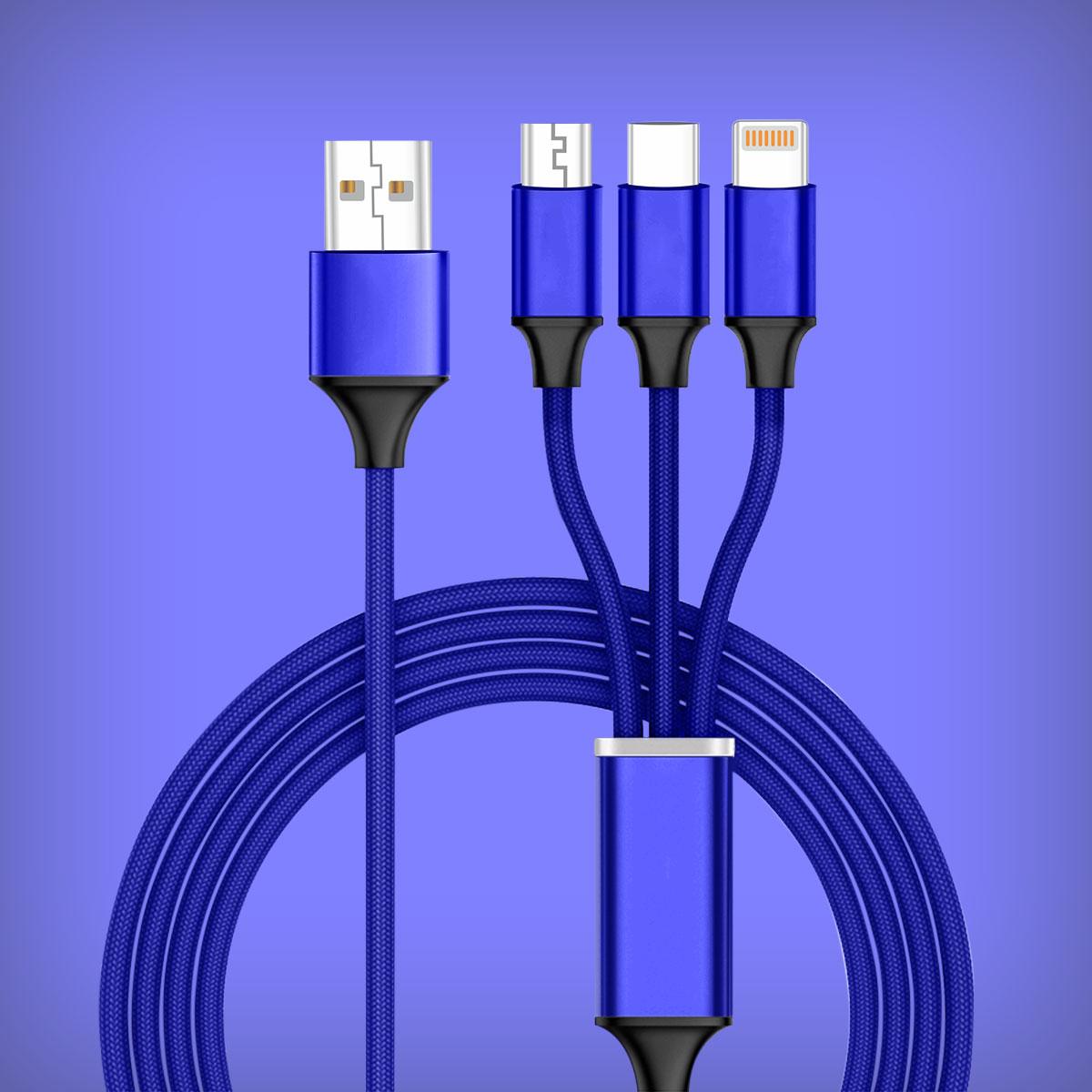 4FT-3N1-NL-TYP-C-USB-BL