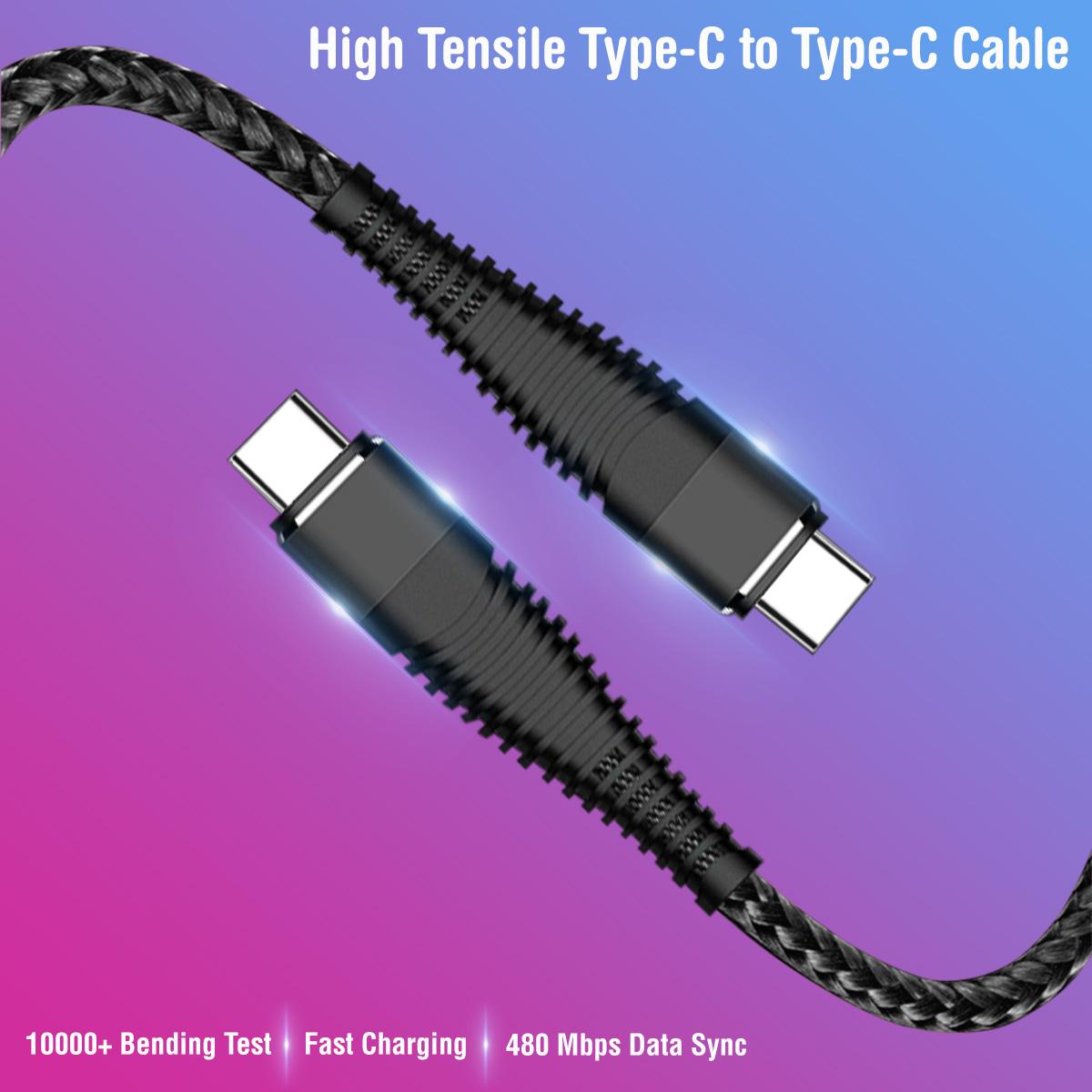 1M-RDP-USB-C-C-BK