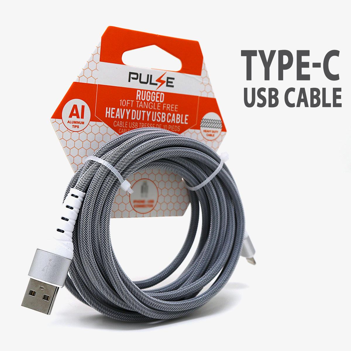 USB-10003-10FHD-TYP-C-GY-WT
